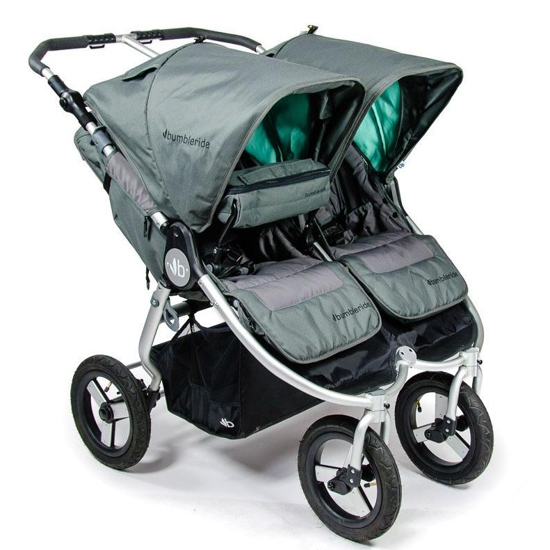 Indie Twin Stroller Snack Pack