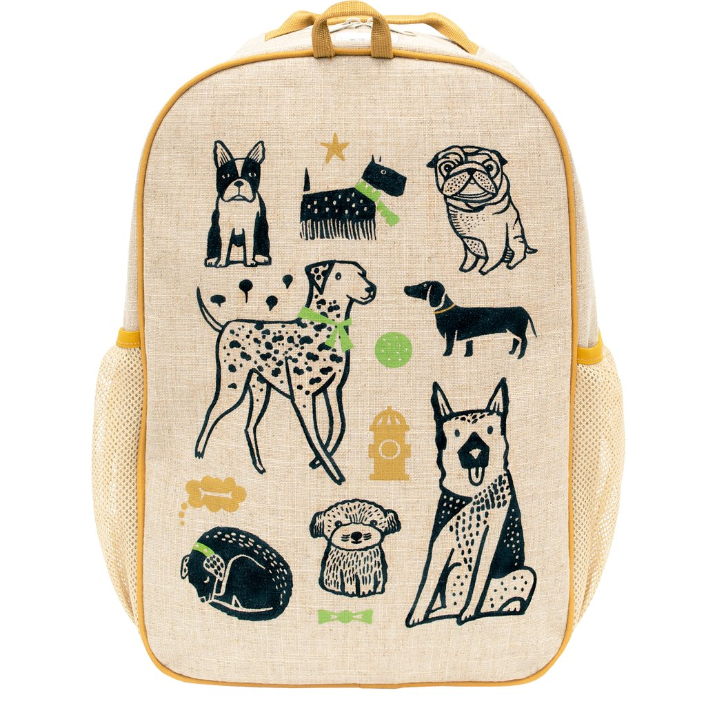 Wee Gallery Pups Grade School Backpack