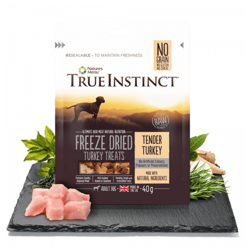 Freeze Dried Dog Treats Tender Turkey Dog Treats- Jurassic Bark Pet Store Littleport Ely Cambridge