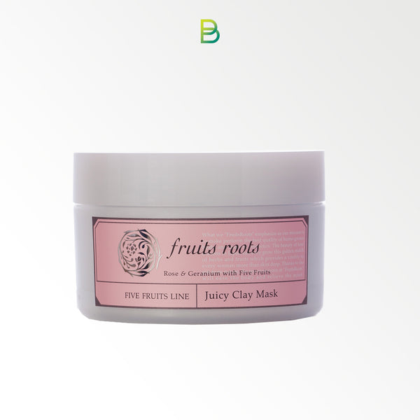 Fruits roots Five Fruits juicy clay mask 100ml