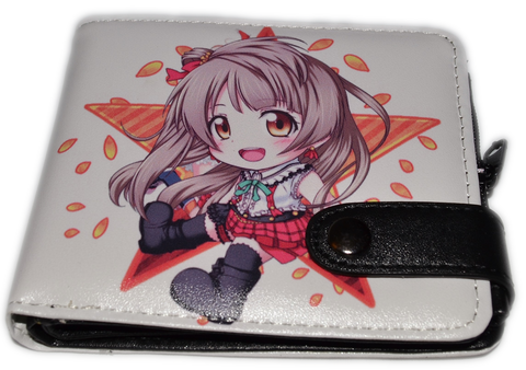 Wallet Chibi Coin Love Live