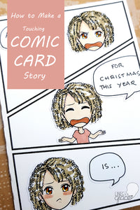 How to Make a Touching Comic Card Story