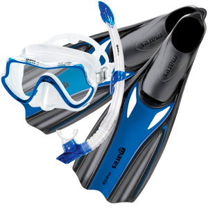 Mares Pure Vision Lightweight Snorkelling Set