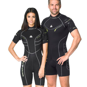 Waterproof W30 Wetsuit 2.5mm Shorty