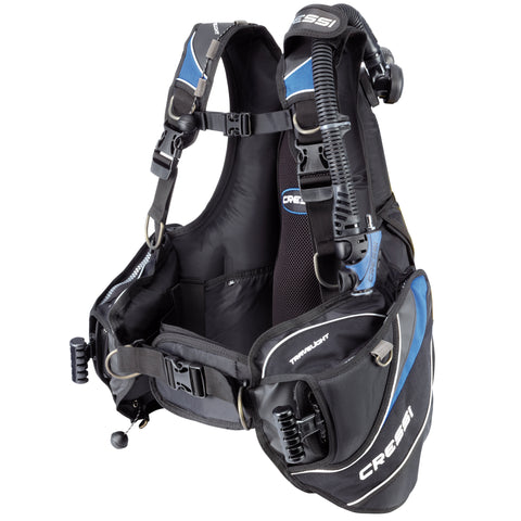 Cressi Travelight BCD Blue