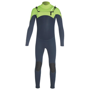 Junior C-Skins Legend 4/3mm Chest Zip Steamer Wetsuit | Front