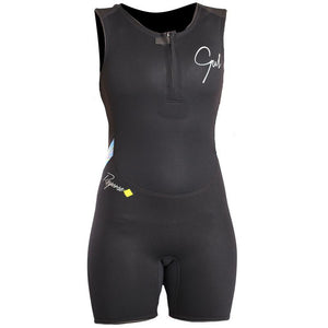 Gul Response 3/2mm ShortJane Wetsuit | Front
