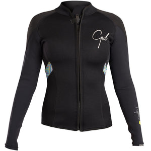 Gul Response 3/2mm Wetsuit Jacket | Front