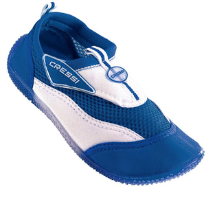Kids Cressi Coral Beach Shoes | Blue