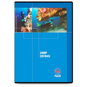 PADI Deep Diving DVD