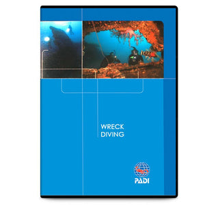 PADI Wreck Diving DVD