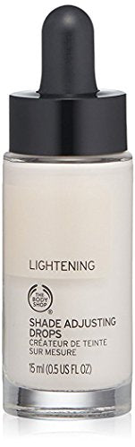 The Body Shop Shade Adjusting Drops, Lightening, 0.5 Fluid Ounce