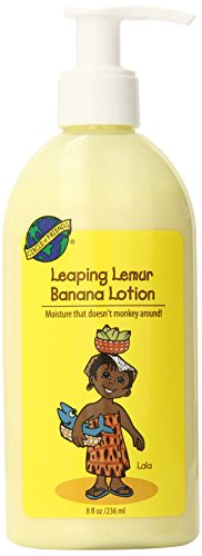 Circle Of Friends Lala'S Leaping Lemur Banana Lotion, 8 Oz.