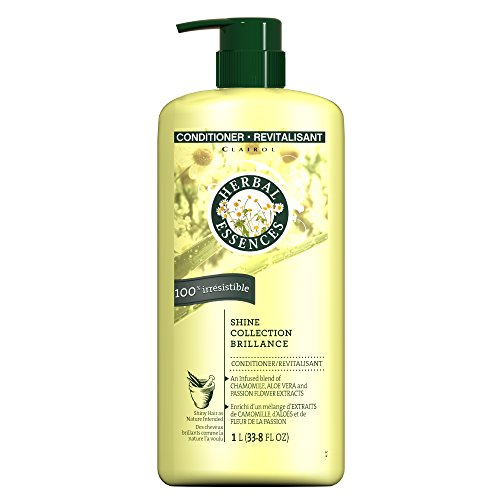 Herbal Essences Shine Collection Conditioner, 33.8 Fl Oz