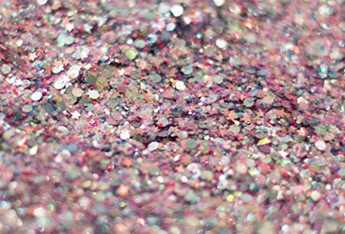 Unicorn Chunky Glitter  Cosmetic Glitter  Festival Face Body Hair Nails