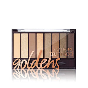 Covergirl Trunaked Eyeshadow Goldens, .23 Oz