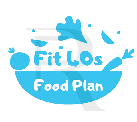 Fit 40s Food Plan