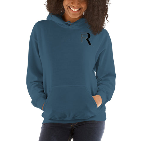 Hooded Unisex RF Sweatshirt