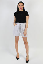 LOLIPOP SHORT GRAY