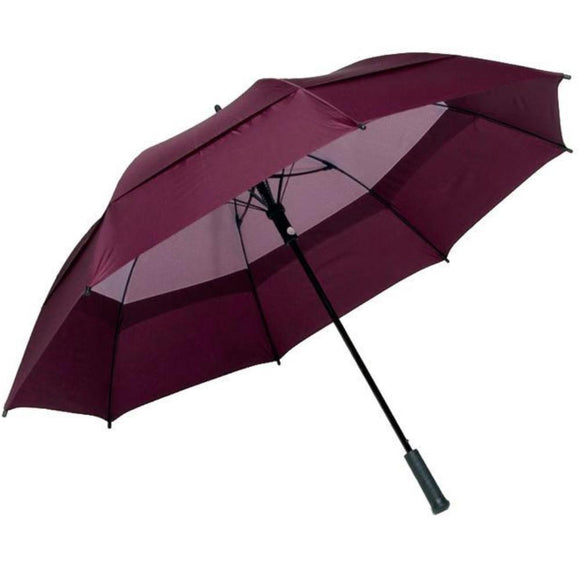 Windbrella windproof umbrella color burgundy