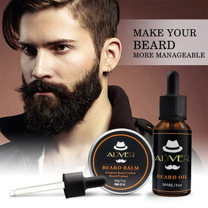 Beard Oil and Balm Starter Kit