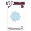 Sue Wilson Dies - Festive Collection -  Meredith Triple Layering die - CED3172