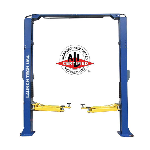 LAUNCH TLT210-ADJUSTABLE HEIGHT & WIDTH TWO POST HOIST OVERHEAD