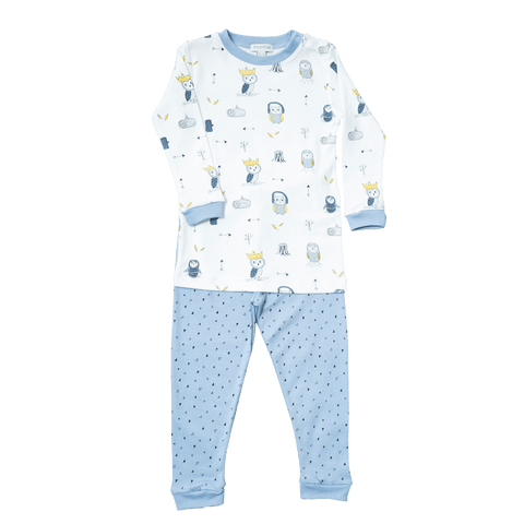 BLUE OWLS TWO PIECE PJ
