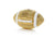Football Pigskin Gold