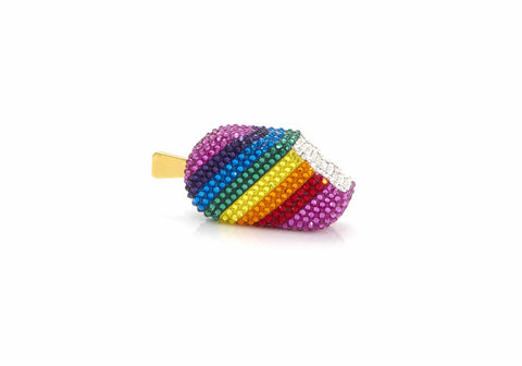 Popsicle Pillbox Rainbow