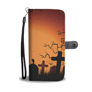 Creepy Night - Wallet case - fastandtune