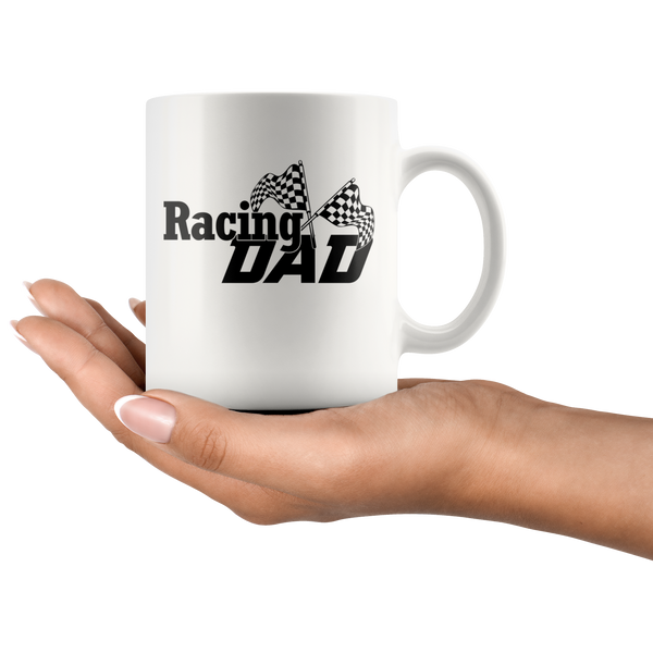 Racing Dad - Mug - fastandtune