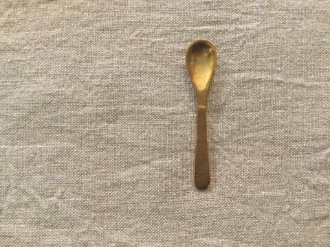 Brass Spoons - Tiny, Small & Medium