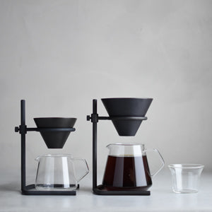 Slow Coffee Set - Matt Black