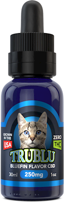 Blue Moon PETS - Tru Blu Cat Tincture 250 mg