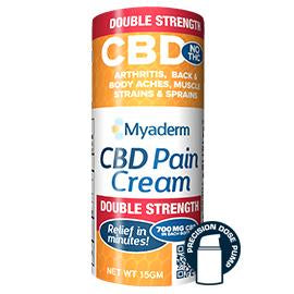 Myaderm - Double Strength Pain Cream 15gm