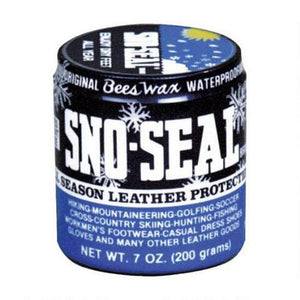 Sno-Seal Bees Wax All Season Leather Protection 7oz