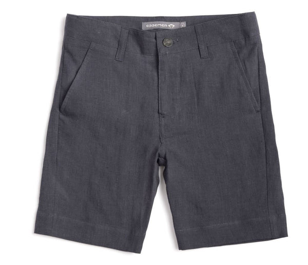 Trouser Short Carbon