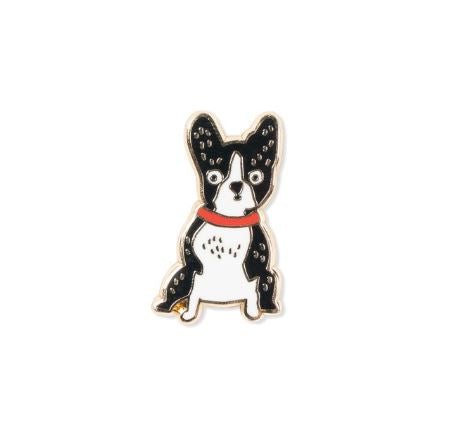 Weird Boston Enamel Pin