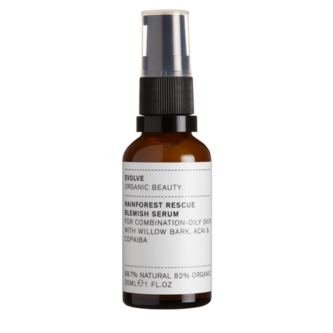 Evolve - Rainforest Rescue Blemish Serum.