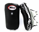 Twins Black-White Thai Pads- Kicking, MMA, Muay Thai
