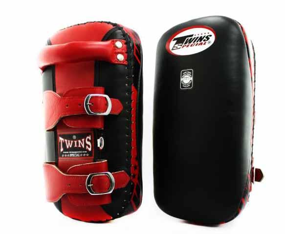 Twins Black-Red Headgear- Boxing, MMA, Muay Thai