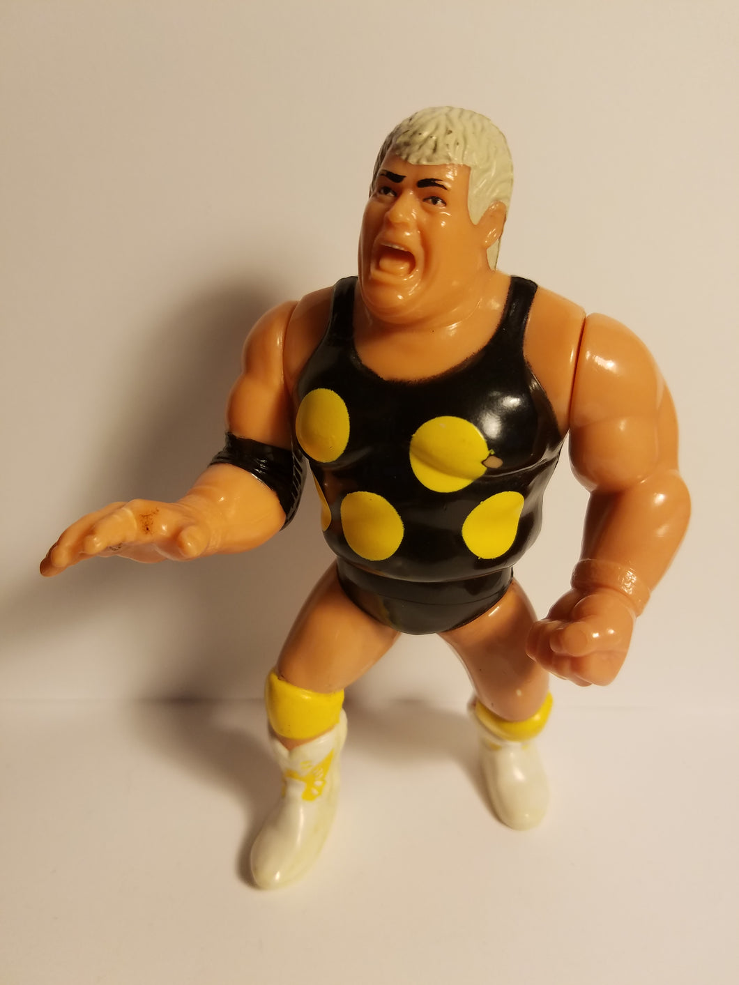1991 Loose WWF Dusty Rhodes Action Figure - RARE