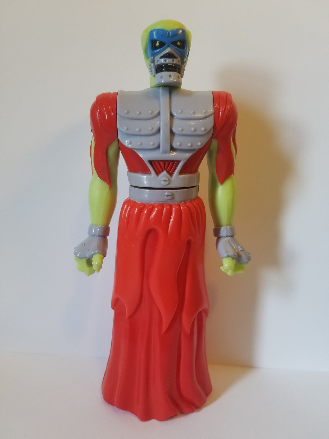 1986 Filmations GhostBusters Prime Evil Action Figure