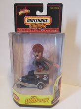 Load image into Gallery viewer, 2000 Universal Monsters Matchbox Collectibles Wolfman