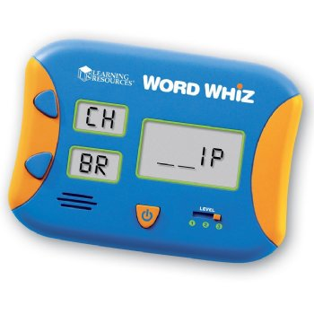 Word Whiz - Electronic Flash Card