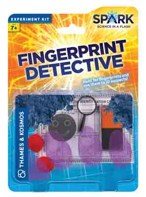 Fingerprint Detective Kit - Spark