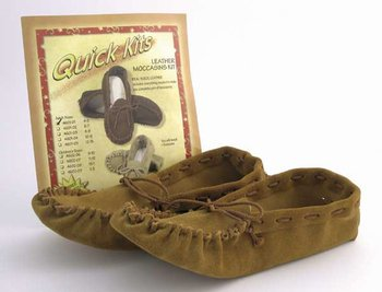 Children's Moccasins (13-1)