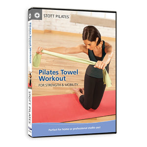 Pilates Towel Workout for Strength & Mob