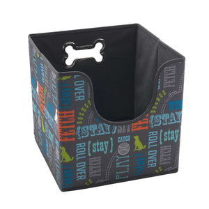 Easy-Access Toy Bin, Wordplay by Macbeth